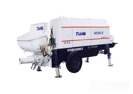 鑫天地HBTS80-16ERI拖泵