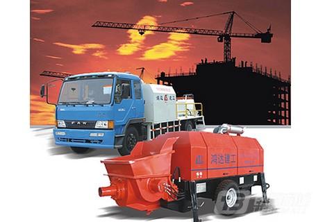 铁力士HBT60S1816-145R拖泵