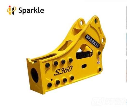 军恒斯帕克S360破碎锤