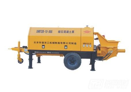 华强京工HBT80.16.161RGT拖式柴油机泵
