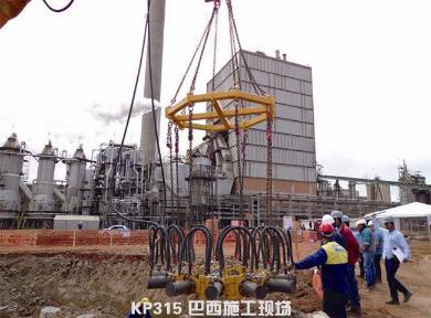 泰信机械KP315A截桩机/破桩机外观图4