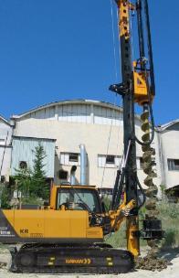 泰信机械KR160M(CFA工法)旋挖钻机外观图1