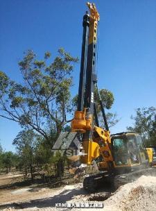 泰信机械KR80A旋挖钻机外观图3