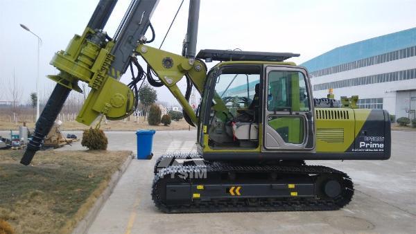 泰信机械KR80A旋挖钻机外观图4