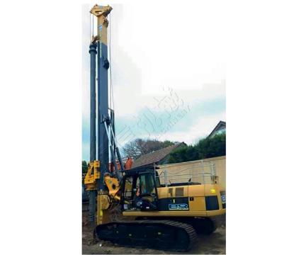 泰信机械KR150C旋挖钻机