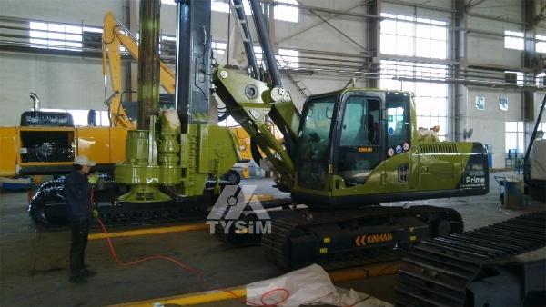 泰信机械KR60A旋挖钻机外观图5