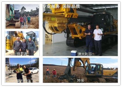 泰信机械KR160M(CFA工法)旋挖钻机外观图5