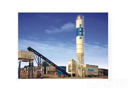 山推WCQ600H稳定土厂拌设备