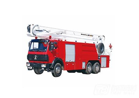 山推DG25A消防车