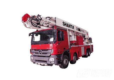 山推DG42消防车