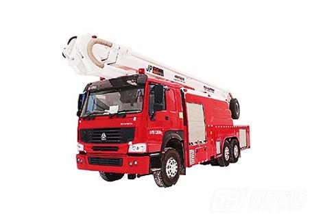 山推JP32A消防车
