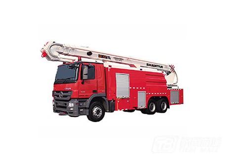 山推JP32消防车