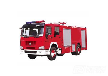 山推AP60H消防车