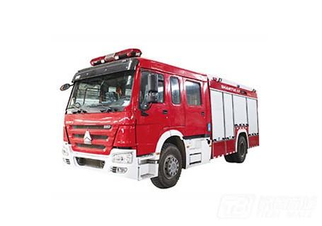 山推AP50H消防车