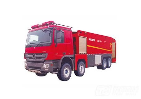 山推PM/SG180A消防车