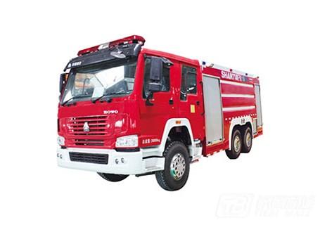 山推PM/SG150消防车