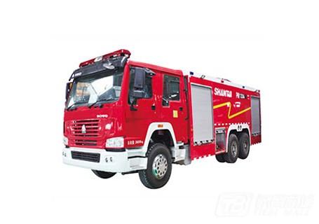 山推PM/SG120A消防车