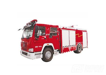 山推PM/SG80A消防车