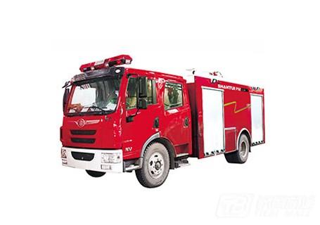 山推PM/SG55A消防车