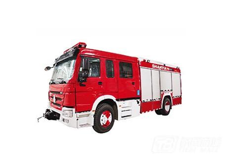 山推PM40H消防车