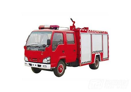 山推PM/SG35A消防车
