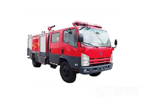 山推SG30农村专用消防车