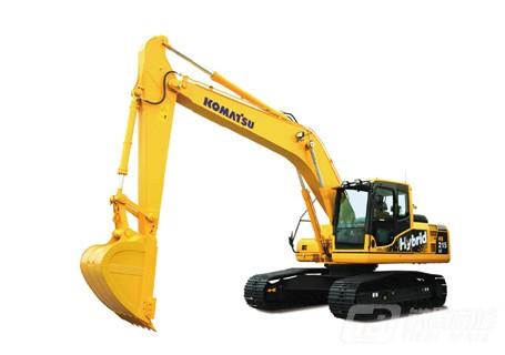 小松HB215LC-1M0履带挖掘机