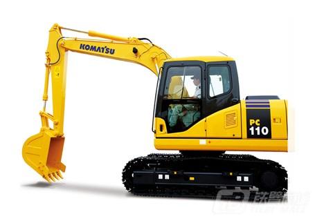 小松PC110-8M0挖掘机