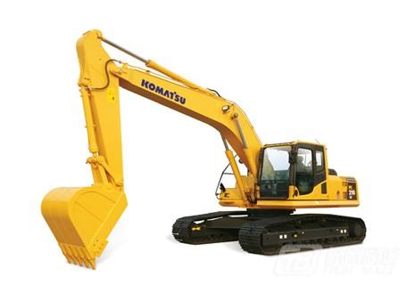 小松PC210LC-8挖掘机