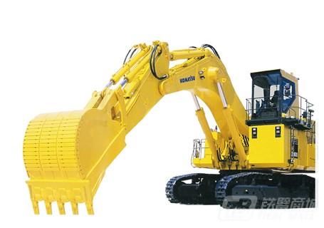 小松PC2000-8挖掘机