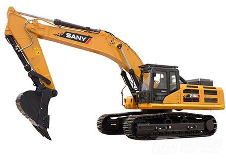 三一SY485H-9挖掘机