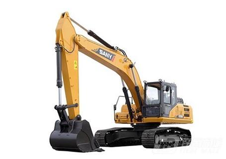 三一SY245C9挖掘机