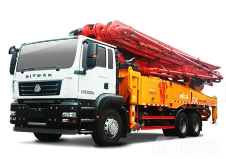 三一SYM5330THBDZ 490C-8S C8系列混凝土泵车