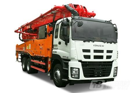 三一SYM5337THBDW 470C-8S C8系列混凝土泵车