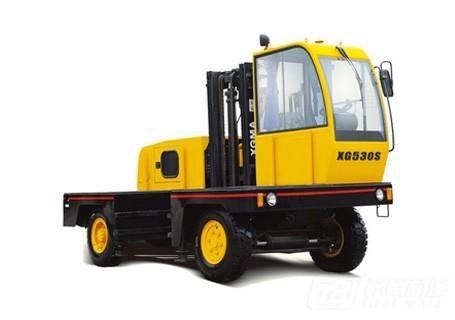 厦工CCCD3A(XG530S-DT2)侧面叉车