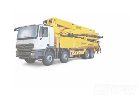 厦工XXG5390THB混凝土泵车