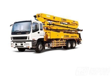 厦工XXG5271THB混凝土泵车