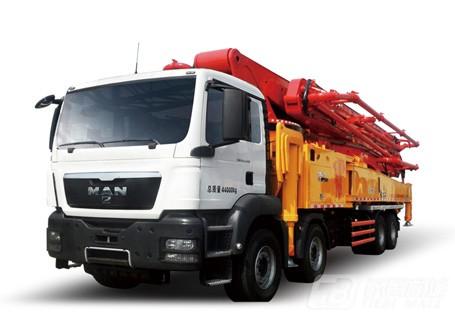 三一SY5441THB 600C-9 C9系列混凝土泵车