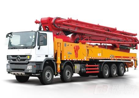 三一SY5530THB 620C-8混凝土泵车62米C8系列