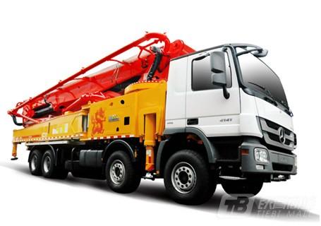 三一SY5540THB 660C-9 C9系列混凝土泵车