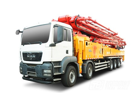 三一SY5541THB 660C-9 C9系列混凝土泵车