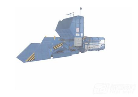 厦工LYZ80(水平式)垃圾压缩中转站