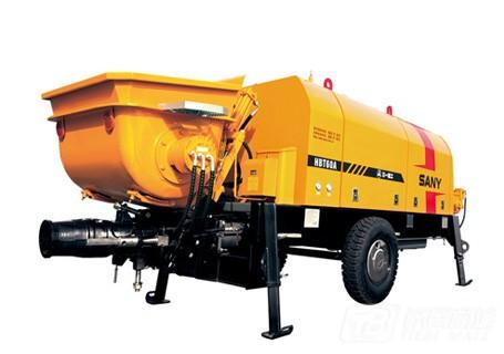 三一HBT6006A-5 60系列拖泵