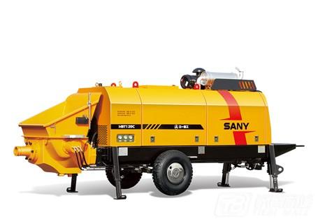 三一HBT12020C-5D柴油机拖泵