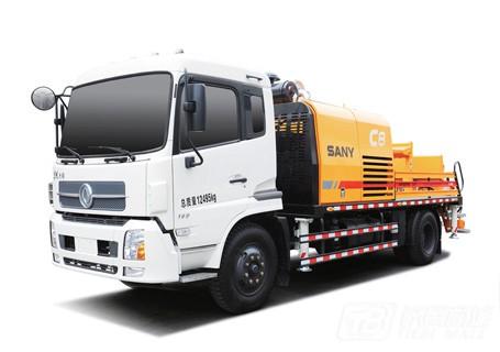 三一SY5128THB-10020C-8M车载泵C8系列