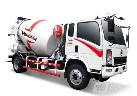 三一SYM5160GJB1D/204C6Y2混凝土搅拌车V8系列