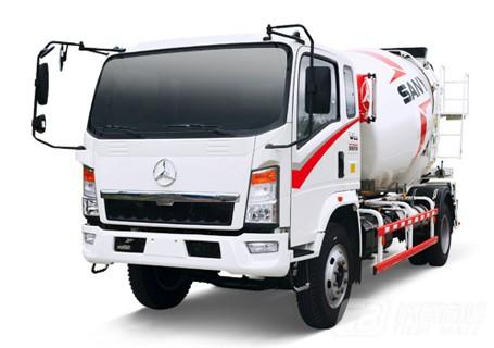 三一SYM5160GJB1D/206V8HS1D混凝土搅拌车V8系列