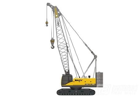 三一SCC900E常规吊装系列履带起重机