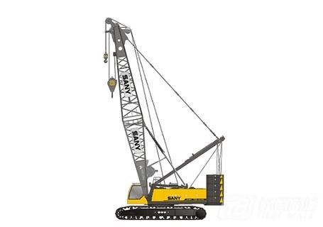 三一SCC1800常规吊装系列履带起重机