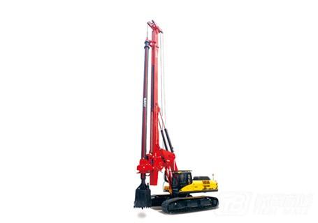 三一SR250旋挖钻机